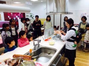 ☆子供や孫をもつ方々に食の楽しさ・大切さを伝えたい方